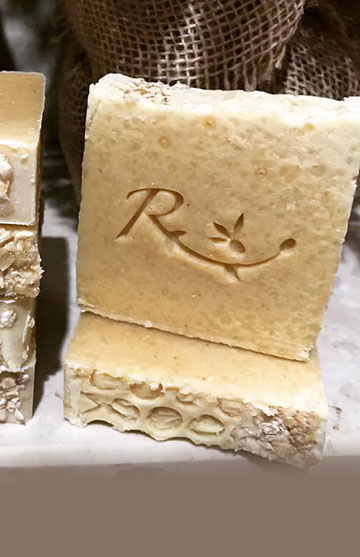 Rubie's Natural Soap